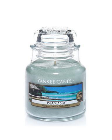 Island Spa Small Jar Candle