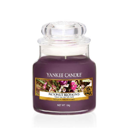 Moonlit Blossoms Small Jar Candle