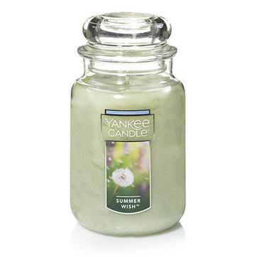 Summer Wish Large Jar Candle