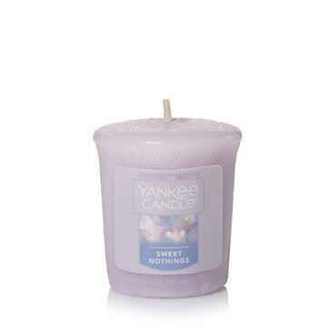 Sweet Nothings Samplers Votive Candle