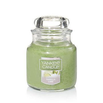 Vanilla Lime Small Jar Candle