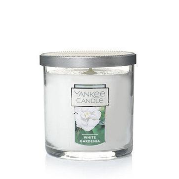 White Gardenia Small Tumbler Candle