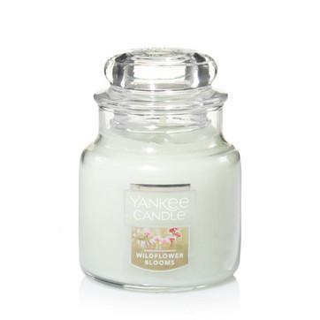 Wildflower Bloom Small Jar Candle