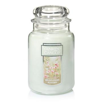 Wildflower Bloom Large Jar Candle