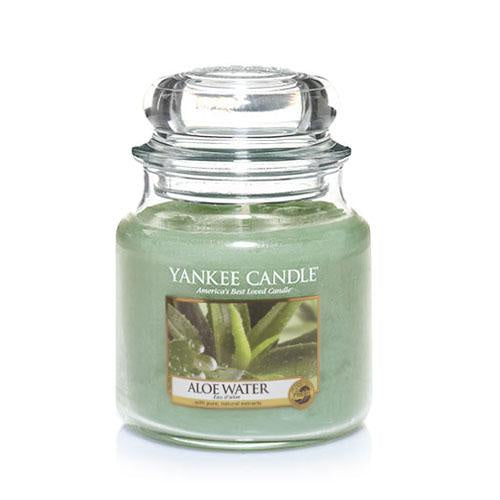 Aloe Water Small Jar Candle