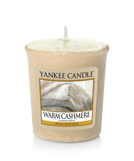Warm Cashmere Samplers® Votive Candle
