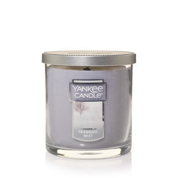 Tranquil Mist Small Tumbler Candle