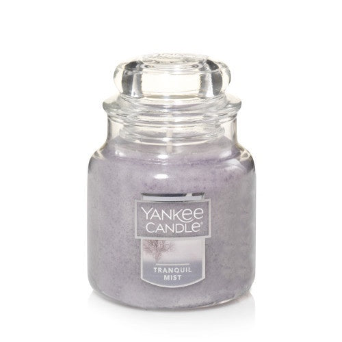 Tranquil Mist Small Jar Candle