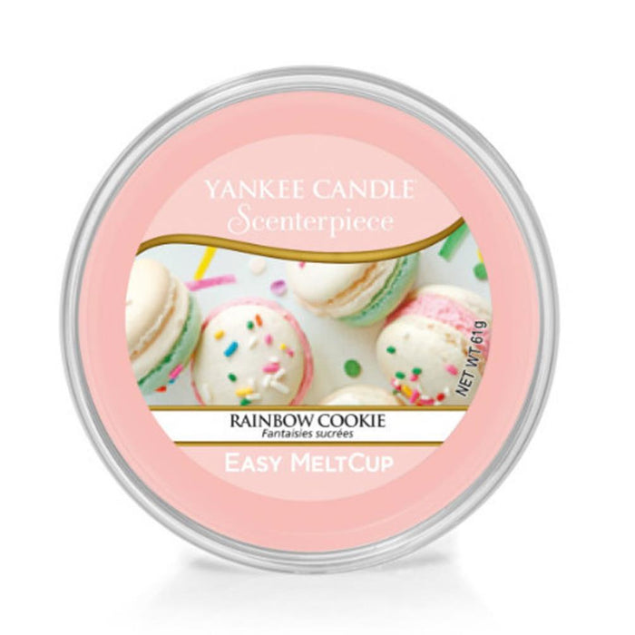 Rainbow Cookie Scenterpiece Easy MeltCup