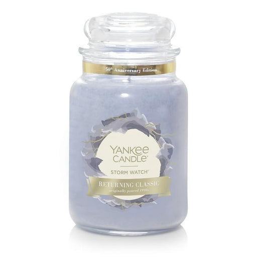 Storm Watch Large Jar Candle