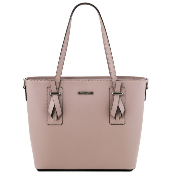 Afrodite Leather tote