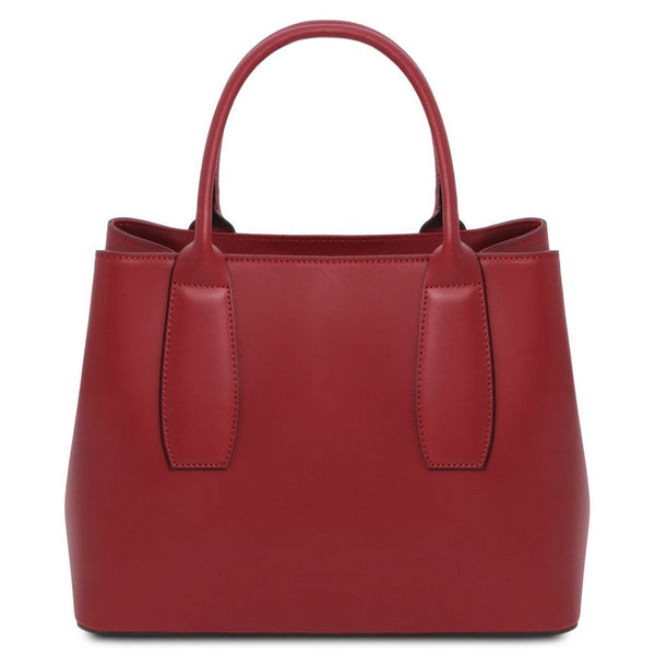 Ebe Leather handbag