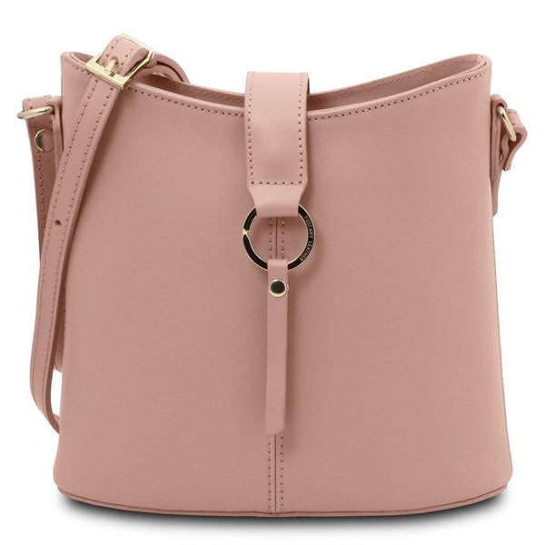 Teti Leather shoulder bag