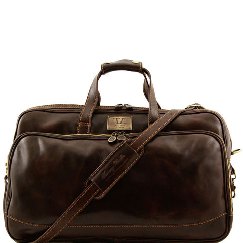 Bora Bora Trolley leather bag - Small size