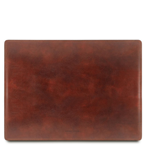 Office Set Leather desk pad and mouse pad