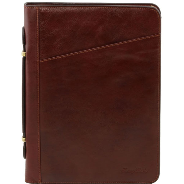 Costanzo Exclusive Leather Portfolio