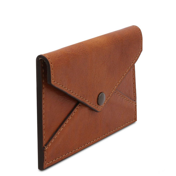 Leather business card /  credit card holder