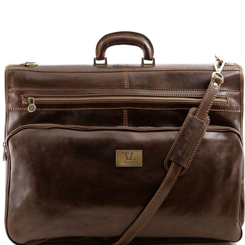 Papeete Garment leather bag