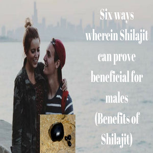 Six ways wherein Shilajit can prove beneficial for males (Benefits of Shilajit)