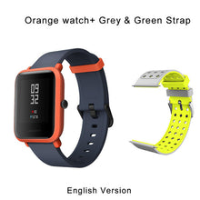English NEW Original Huami Amazfit Bip BIT Lite Smart Watch Mi Smart-Watch Fit Reflection Smartwatch Waterproof IP68 for Xiaomi