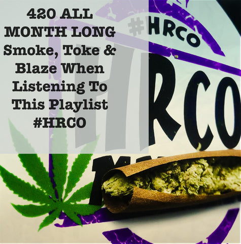 Apple Music Playlist for 420, music about Marijuana for you to smoke and chill to.