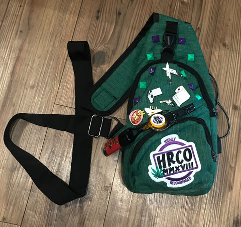 HRCO Smoker Shoulder Bag