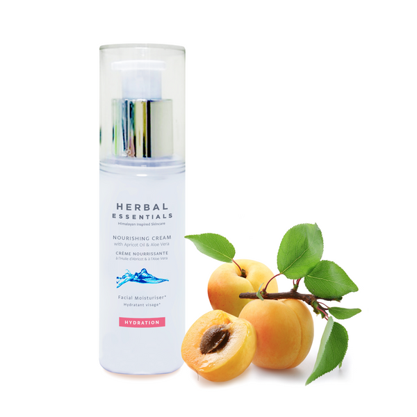 Nourishing Cream with Apricot Oil & Aloe Vera