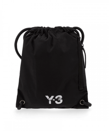 9ce42cfbc904 Y3 Black Mini Gym Bag – Trappers Boutique