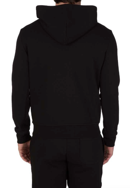 Polo Ralph Lauren Polo Black Zip Up Hoodie Trappers Boutique
