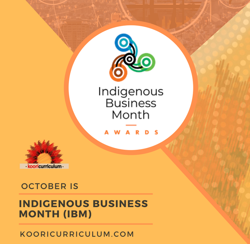 FREE Resource: October is Indigenous Business Month (IBM)