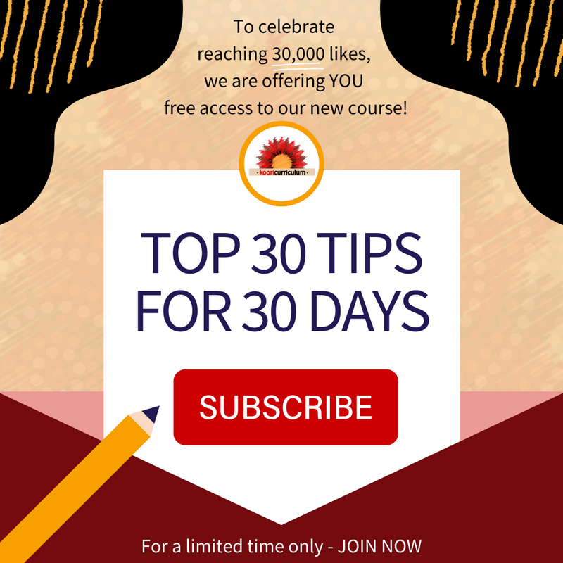Top 30 Tips For 30 Days