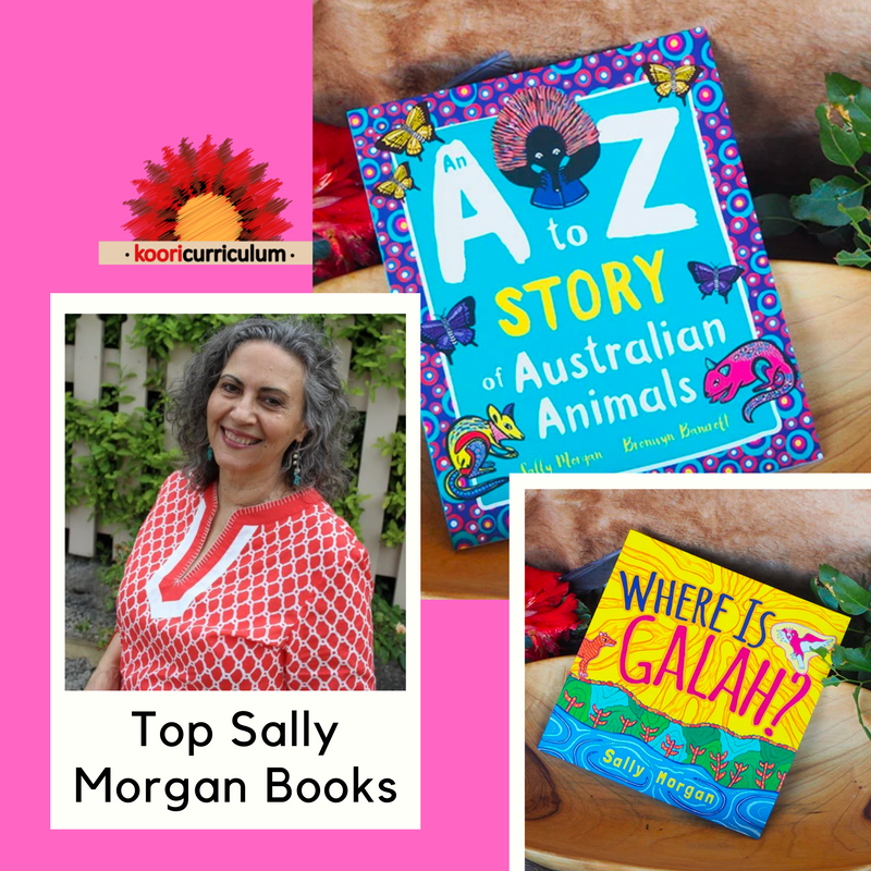Top Sally Morgan Books