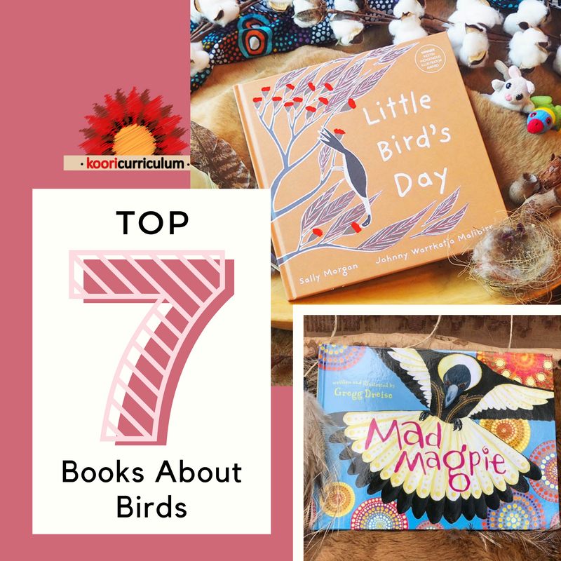 Top Books About Birds