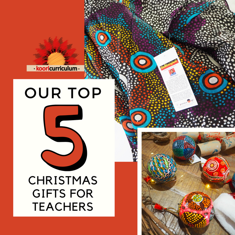Top 5 Christmas Gifts for Teachers