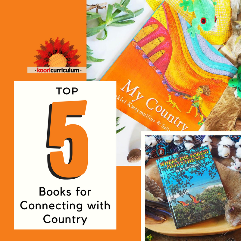 Top Books for Connecting with Country
