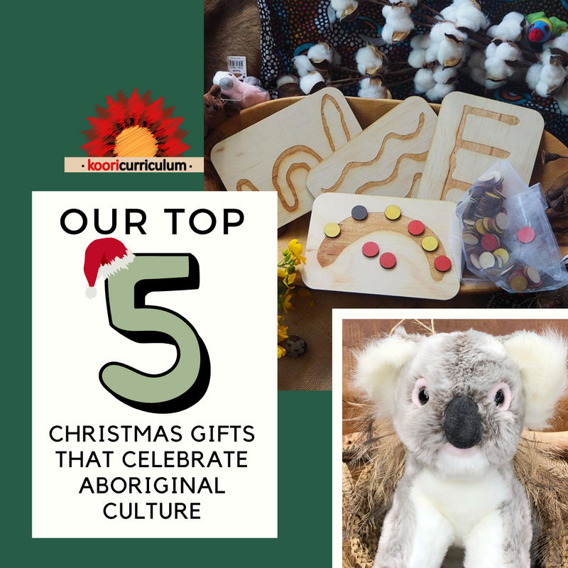 Christmas Gifts that Celebrate Aboriginal Culture