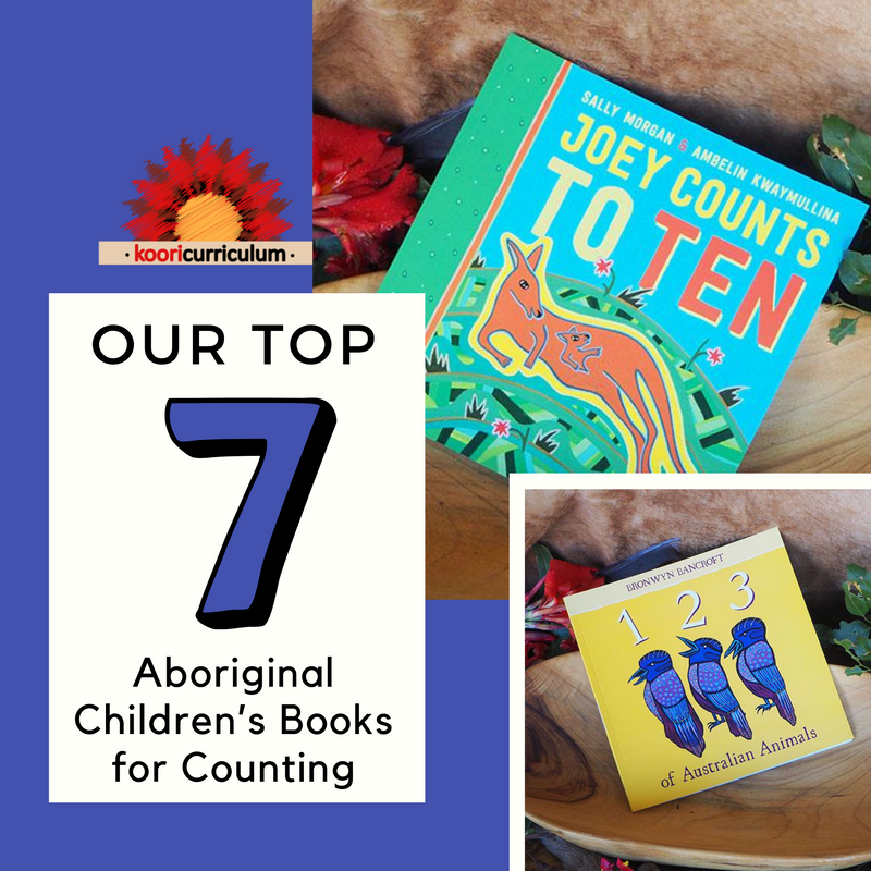 Our Top 7 Aboriginal Children's Books for Counting