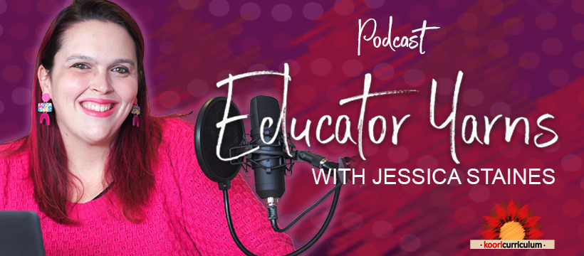 Jessica podcast cover image