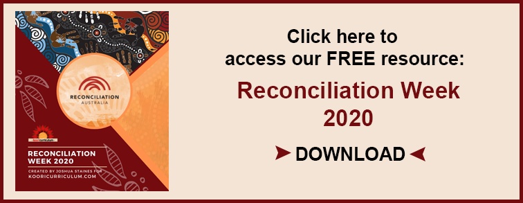 Reconciliation Week Freebie