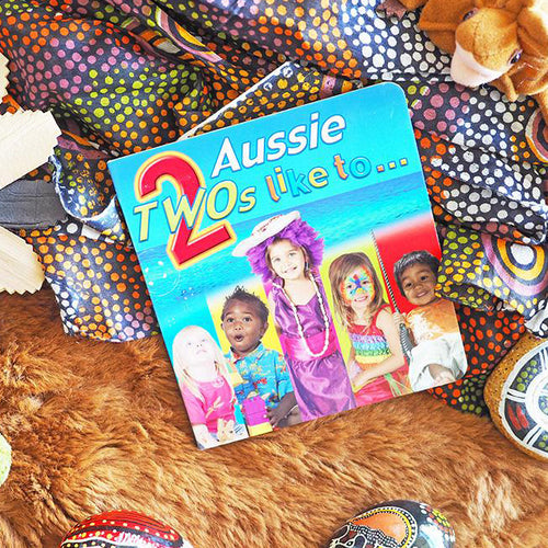 Aussie Twos Like To... - Magabala Books