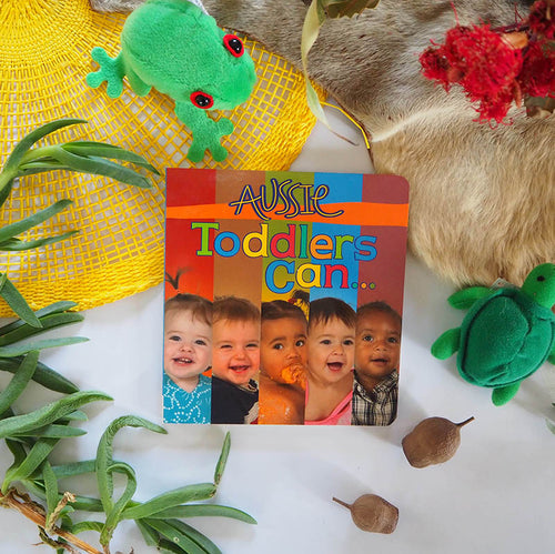 Aussie Toddlers Can - Magabala Books