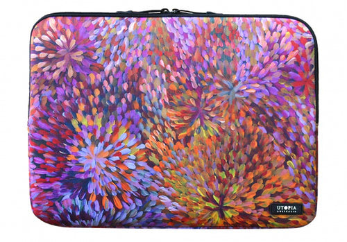 Neoprene Laptop Sleeve-Janelle Stockman SNLS209