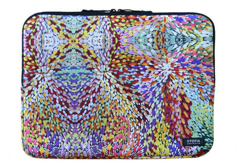 Neoprene Laptop Sleeve-Janelle Stockman SNLS129