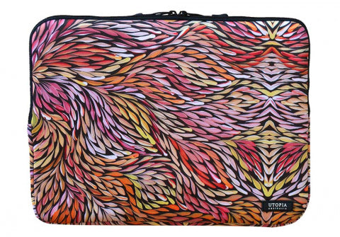 Neoprene Laptop Sleeve-Gloria Petyarre
