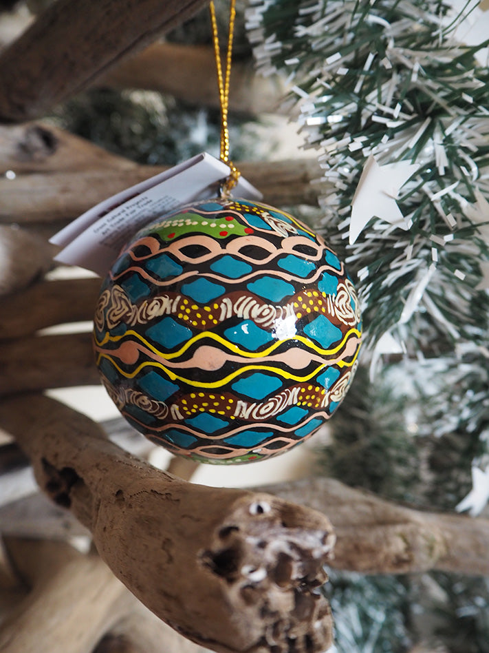 Christmas Baubles (set of 5)