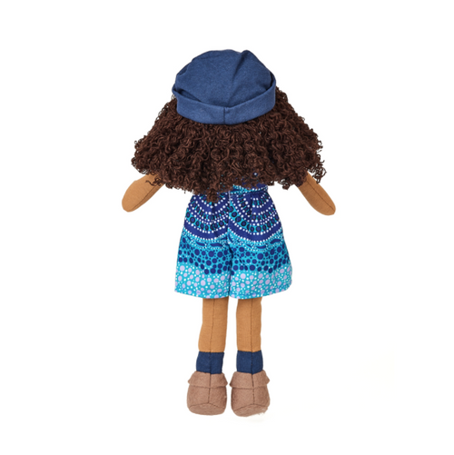 ABC Kids Play School KIYA Indigenous Doll