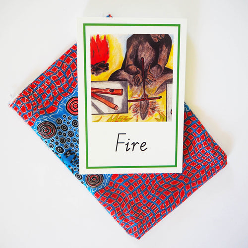 Aboriginal Art Comparison Card Game