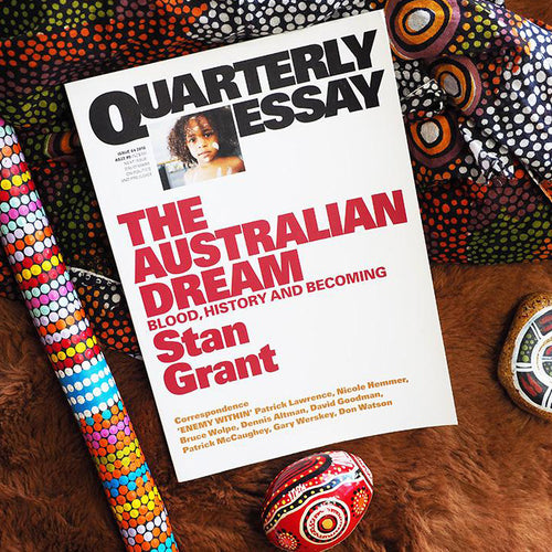 The Australian Dream: Blood, History and Becoming