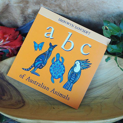 ABC of Australian Animals - Brownyn Bancroft