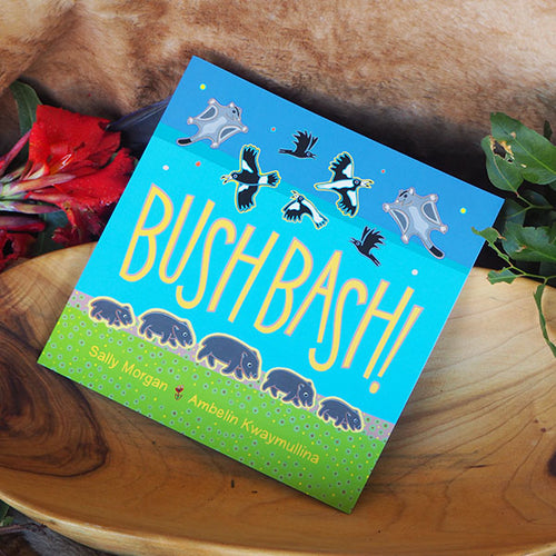 Bush Bash - Sally Morgan